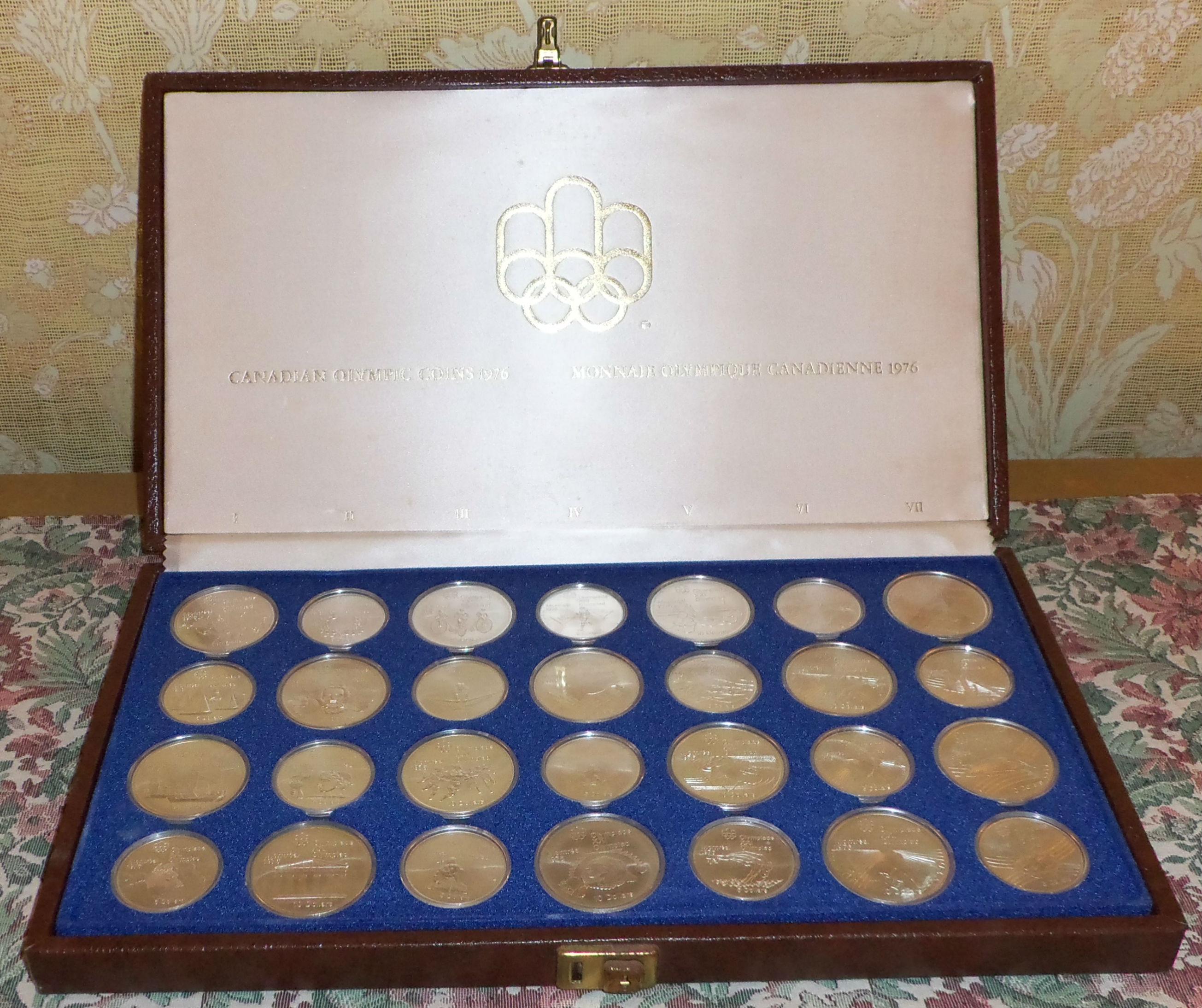 Value Of Canada 1976 Montreal Olympics Xxi Olympiad 28