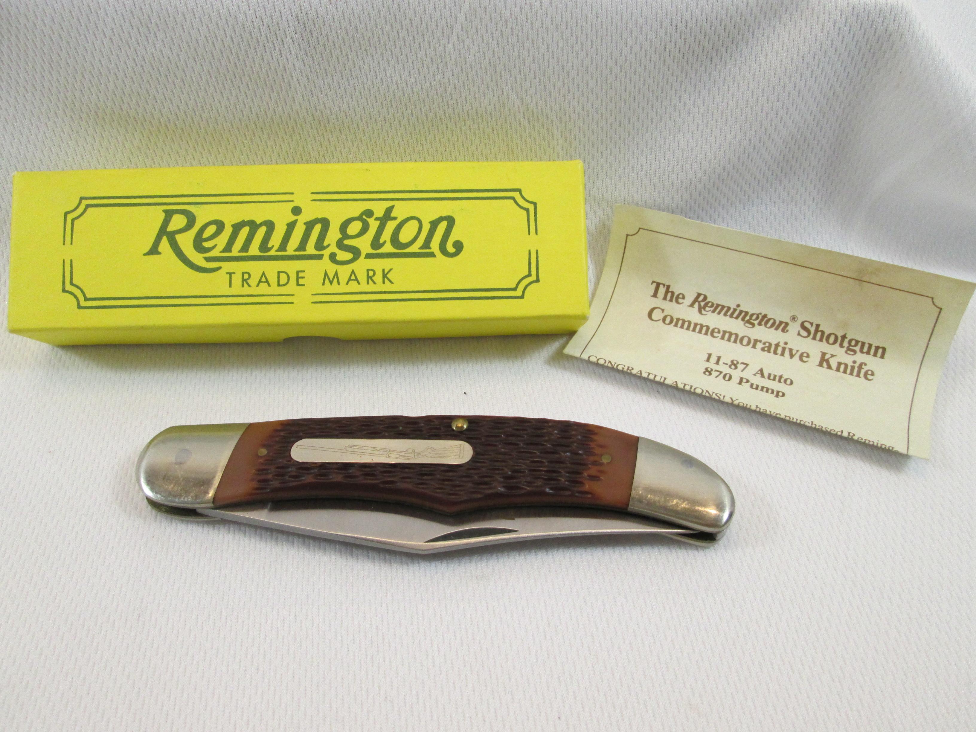 Dating remington knives