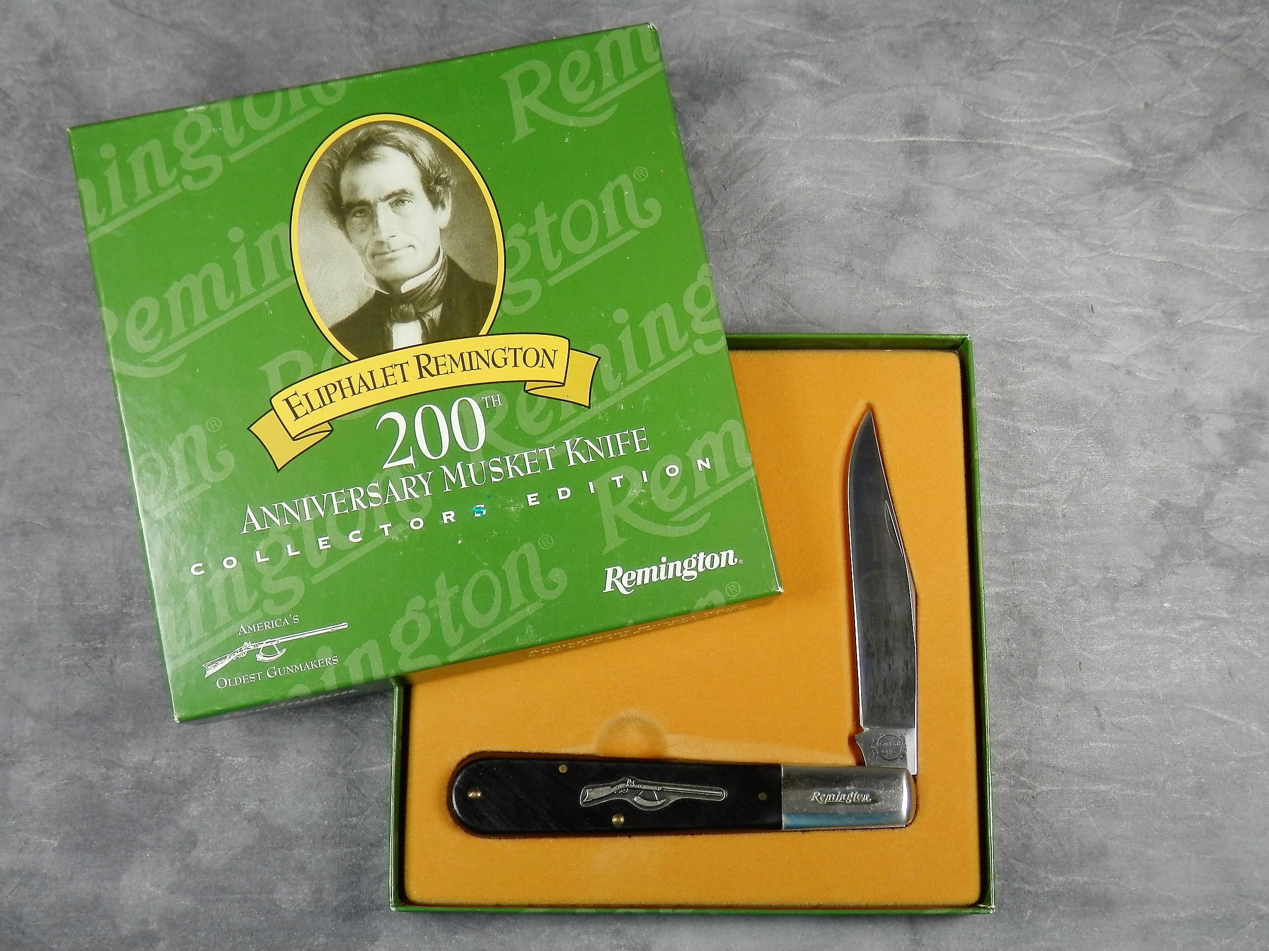 Remington Pocket Knife Tang Stamps