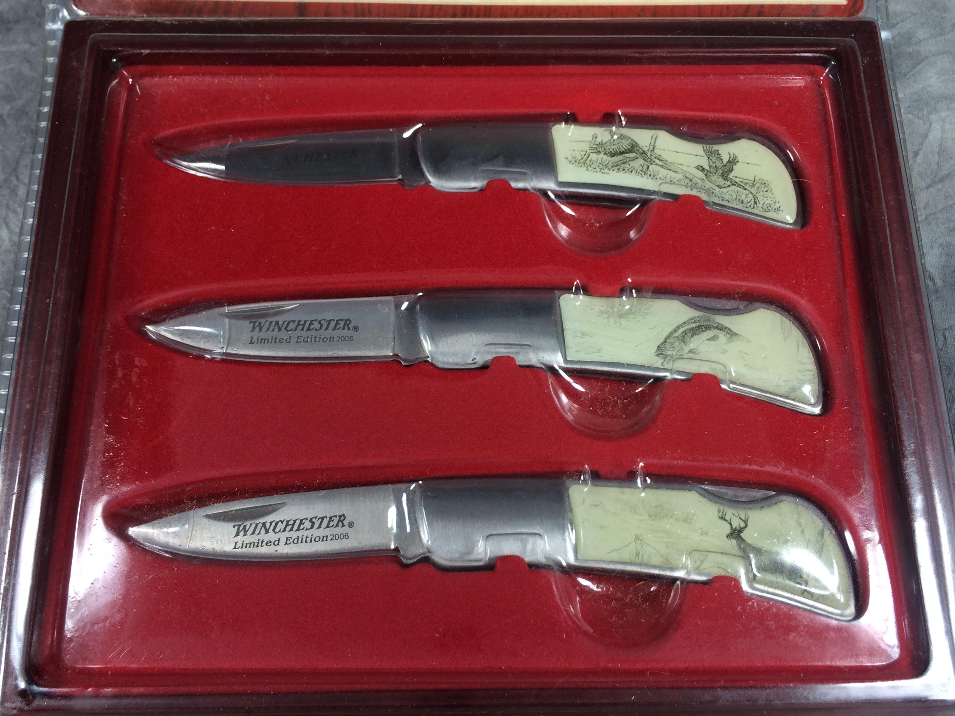 2006 Winchester Limited Edition Wildlife Series Ersatz